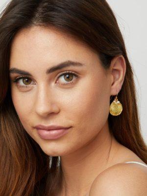 Ashiana Solange Earrings Fresh Water Pearl