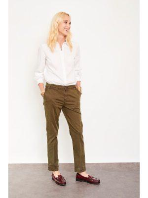 MKT Studio Pelico Trousers Khaki